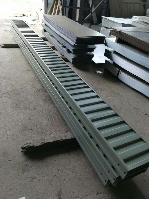电缆桥架安装设计